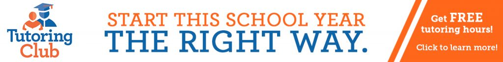 Banner ad thin horizontal BACK TO SCHOOL