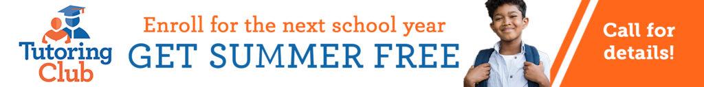 Banner ad thin horizontal summer 2
